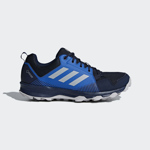 adidas - Terrex Tracerocker GTX Shoes Collegiate Navy/Grey Two/Blue Beauty CM7594