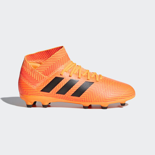 adidas - Nemeziz 18.3 Firm Ground Boots Zest / Core Black / Solar Red DB2352
