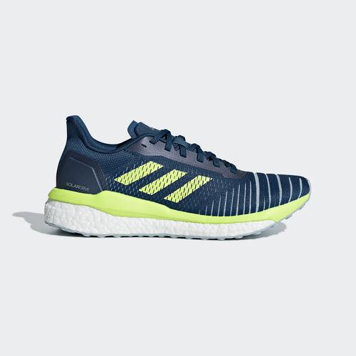 adidas - Solardrive Shoes Legend Marine / Hi-Res Yellow / Ash Grey D97430