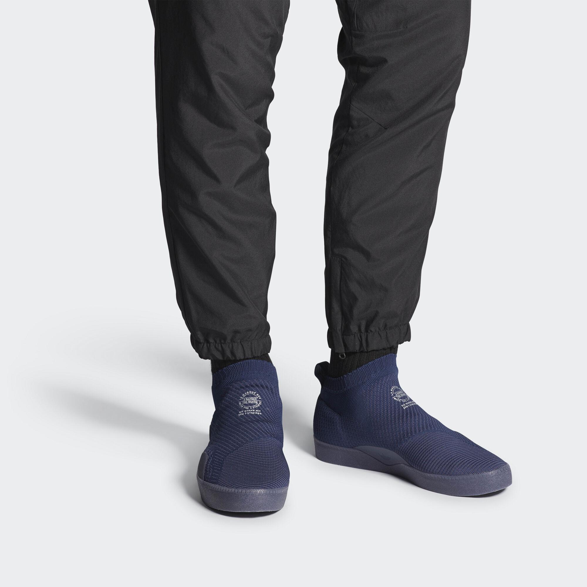 save off a8cff 0f529 adidas 3ST.002 Primeknit Shoes - Grey  adidas Australia
