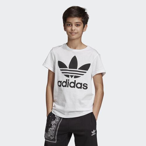 adidas - Trefoil Tee White / Black DV2904