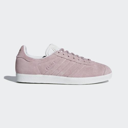 adidas - Gazelle Stitch and Turn Shoes Wonder Pink/Wonder Pink/Ftwr White BB6708