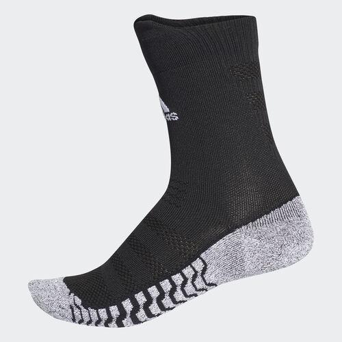 adidas - Alphaskin Traxion Ultralight Crew Socks Black/White CV7677