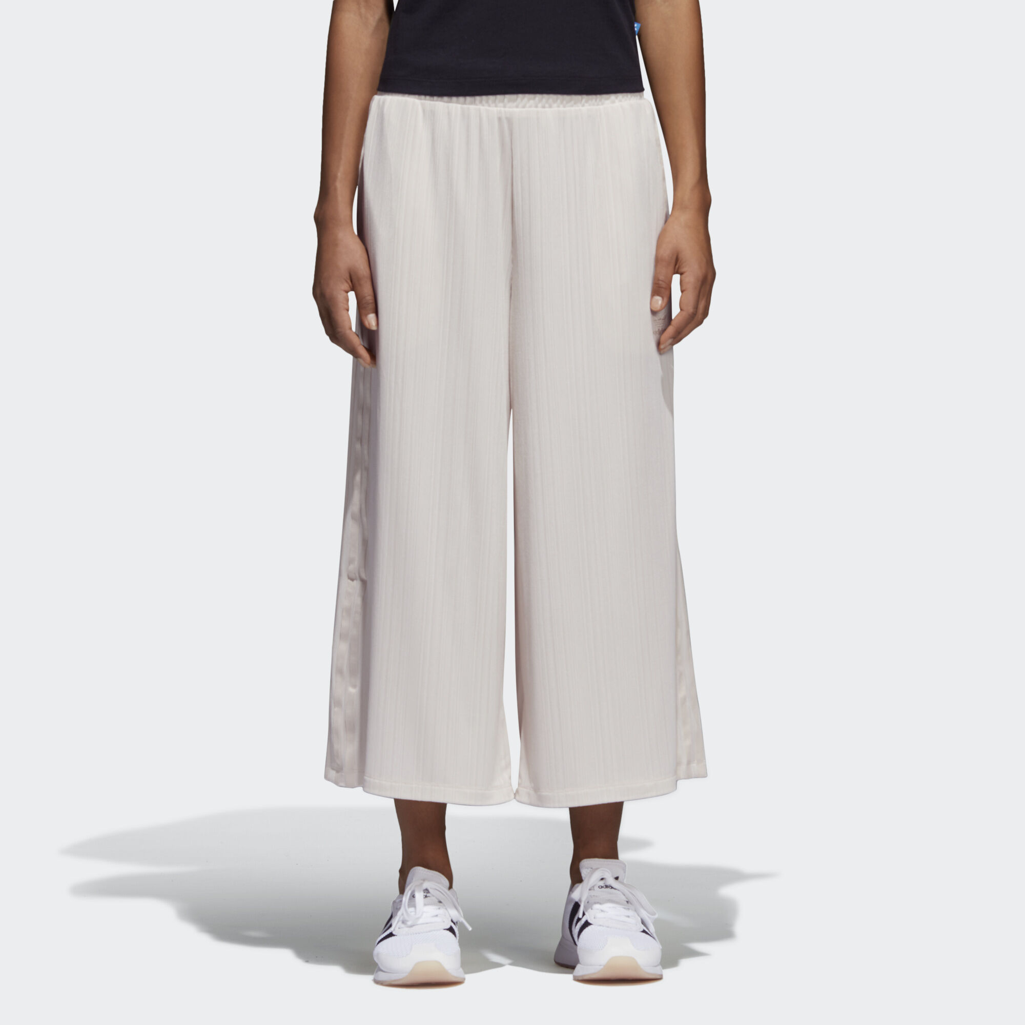 adidas - Styling Complements Ribbed Pants Linen CW0457. Women Originals cc6d4131d5e