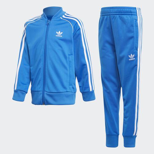 adidas - Trefoil SST Track Suit Bluebird D98855