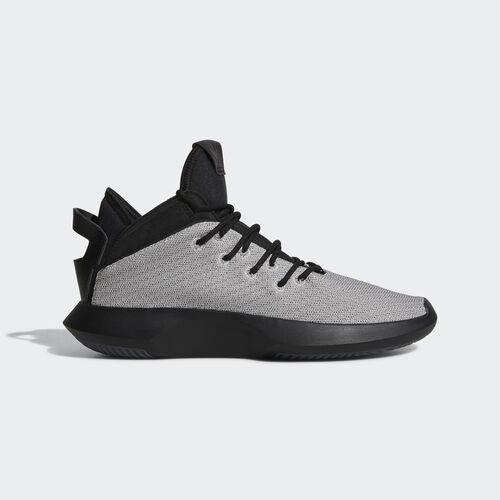 adidas - Crazy 1 ADV Primeknit Shoes Grey/Silver Metallic/Core Black/Core Black CQ0975