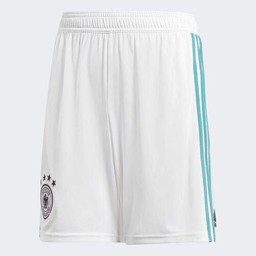 adidas - Germany Away Replica Shorts White/Eqt Green BR3157
