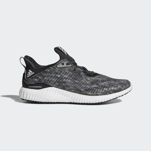 adidas - Alphabounce Space Dye Shoes Grey/Core Black/Ftwr White/Carbon CQ0777