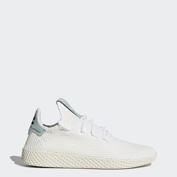 Sapatos Pharrell Williams Tennis Hu Branco BY8716