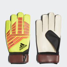 adidas - Luvas de Treino Predator Solar Yellow   Solar Red   Black CW5601 3988be7deb1f1