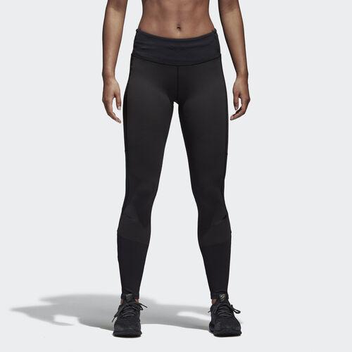 adidas - Ultra Primeknit Tights Black/Colored Heather CF6005