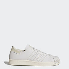 7298cdef24 adidas - Sapatos Superstar 80s Decon Ftwr White Ftwr White Brown CQ2210 ...