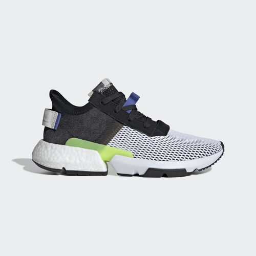 adidas - POD-S3.1 Shoes Core Black / Real Lilac / Shock Red CG5947