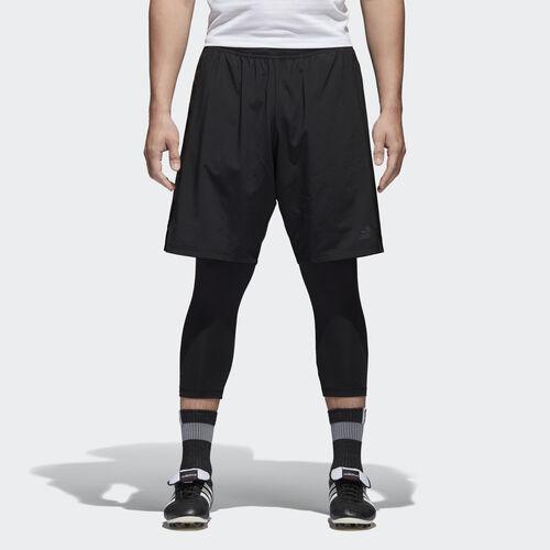 adidas - Tango Shorts with Tights Black CG1803