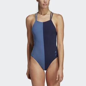 45271015bd adidas Graphic Swimsuit - Blue | adidas Belgium