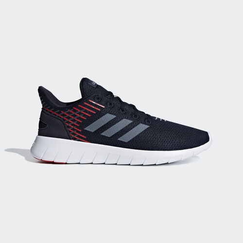 adidas - Asweerun Shoes Legend Ink / Onix / Active Red F36334