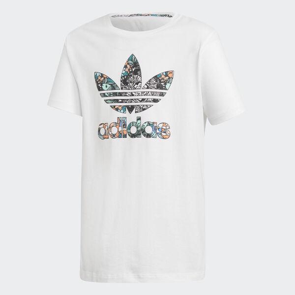 d48e2b3a6771 adidas Zoo Tee - Λευκό