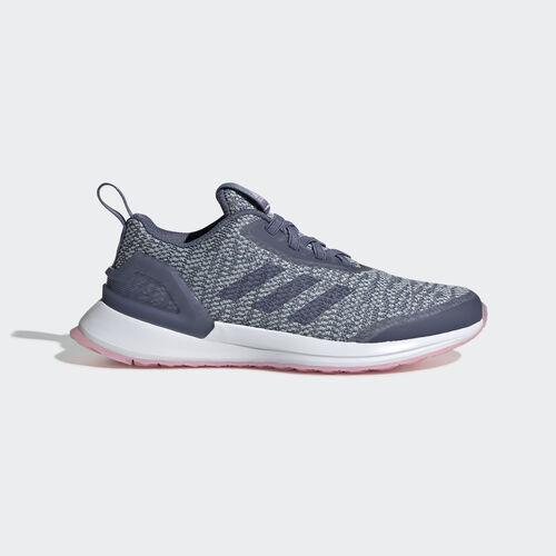 adidas - RapidaRun X Shoes Raw Indigo / Ash Grey / True Pink D97076