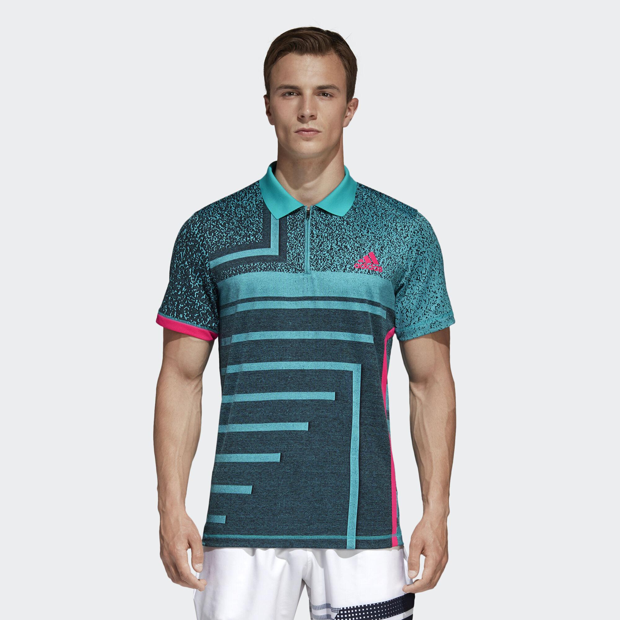 adidas Seasonal Polo Shirt - Blue | adidas Regional