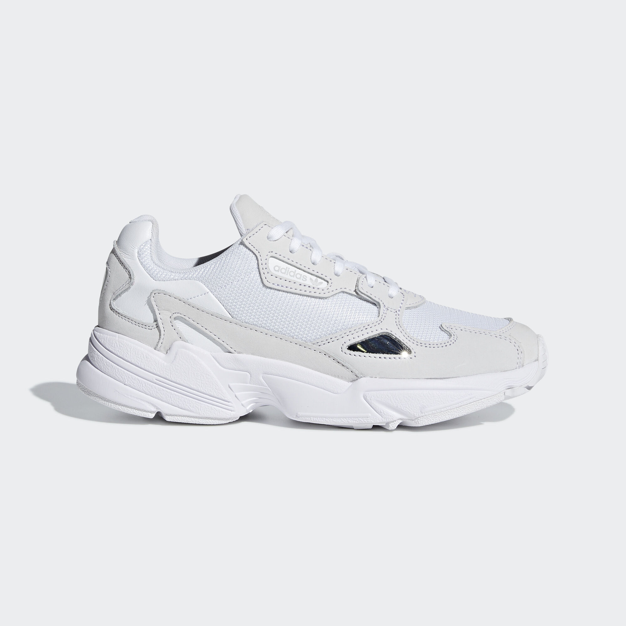 new style 2a752 99d53 adidas - Falcon Shoes Ftwr White  Ftwr White  Crystal White B28128. Women  Originals