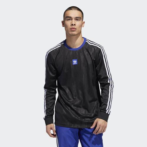 adidas - Dodson Jersey Black / Active Blue / White DU3928