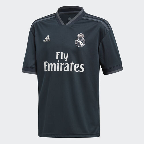 adidas - Real Madrid Away Replica Jersey Tech Onix / Bold Onix / White CG0570