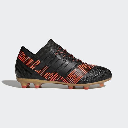adidas - Nemeziz 17.1 Firm Ground Boots Core Black/Core Black/Solar Red CP9152