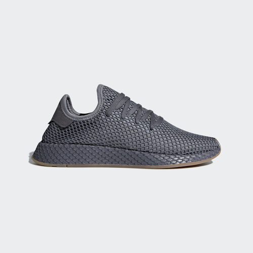 adidas - Deerupt Runner Shoes Grey Three/Grey Four/Ftwr White CQ2627
