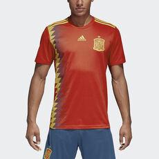 adidas - Camisola Principal de Espanha Red Bold Gold CX5355 ... d53423a697c08