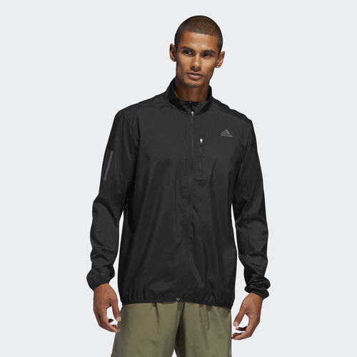 adidas - Own the Run Jacket Black DQ2537