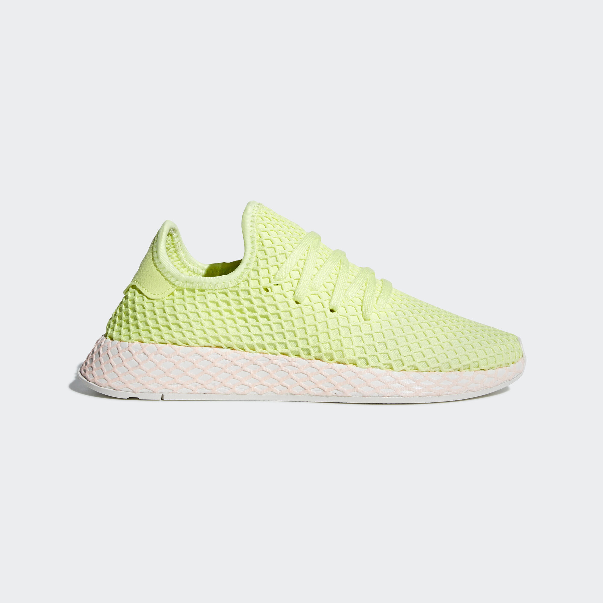 separation shoes 3267f 6aab2 adidas - Deerupt Shoes Glow  Glow  Clear Lilac B37599