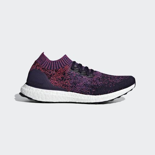 adidas - Ultraboost Uncaged Shoes Legend Purple / Legend Purple / Shock Red B75862