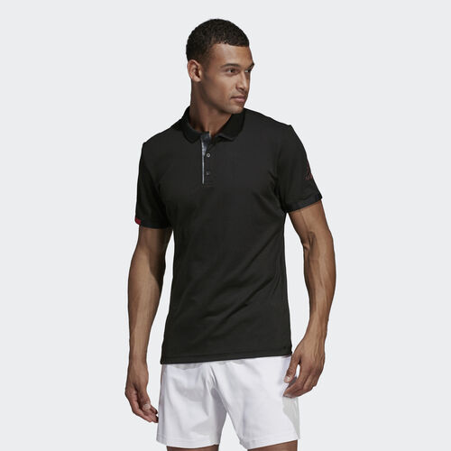 adidas - MatchCode Polo Shirt Black / Night Met. DT4407