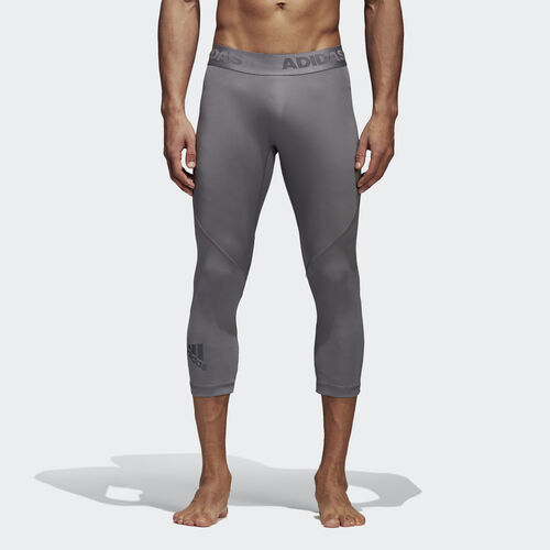 adidas - Alphaskin Sport 3/4 Tights Grey Four CD7188