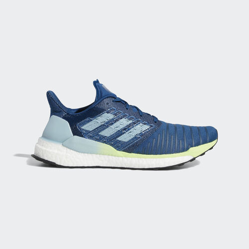 adidas - Solarboost Shoes Legend Marine / Ash Grey / Hi-Res Yellow B96286