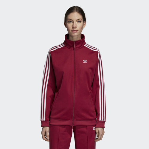 adidas - BB Track Jacket Mystery Ruby DH3193