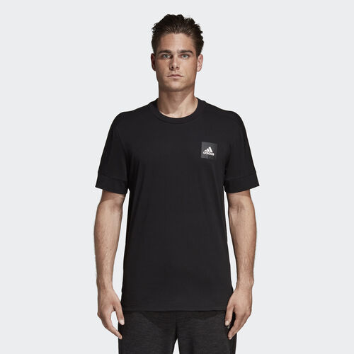 adidas - ID 3-Stripes Tee Black DP3105