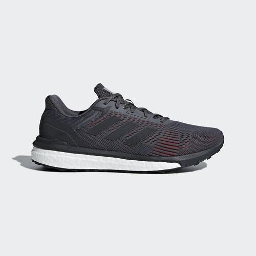 adidas - Solar Drive ST Shoes Grey Five / Carbon / Hi-Res Red AQ0325