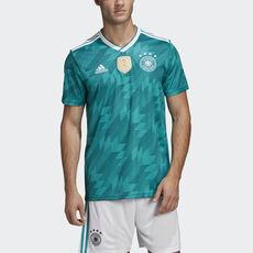 adidas - Camisola Alternativa da Alemanha Eqt Green White Real Teal BR3144  ... c6caadcea5d2b