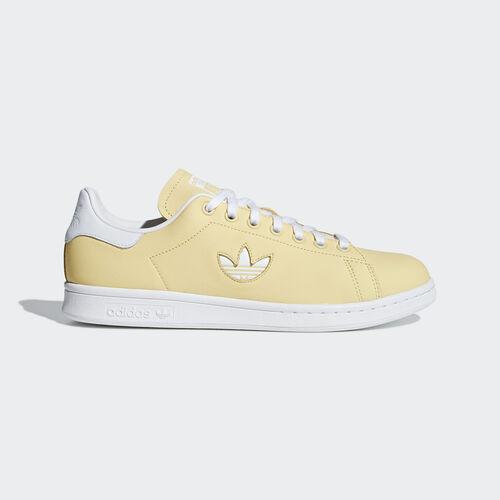 adidas - Stan Smith Shoes Easy Yellow / Ftwr White / Easy Yellow BD7438