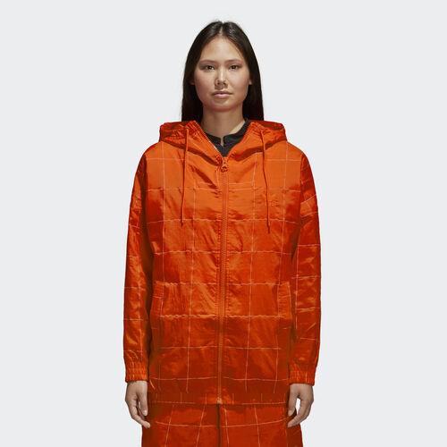 adidas - CLRDO Windbreaker Bold Orange CV5791