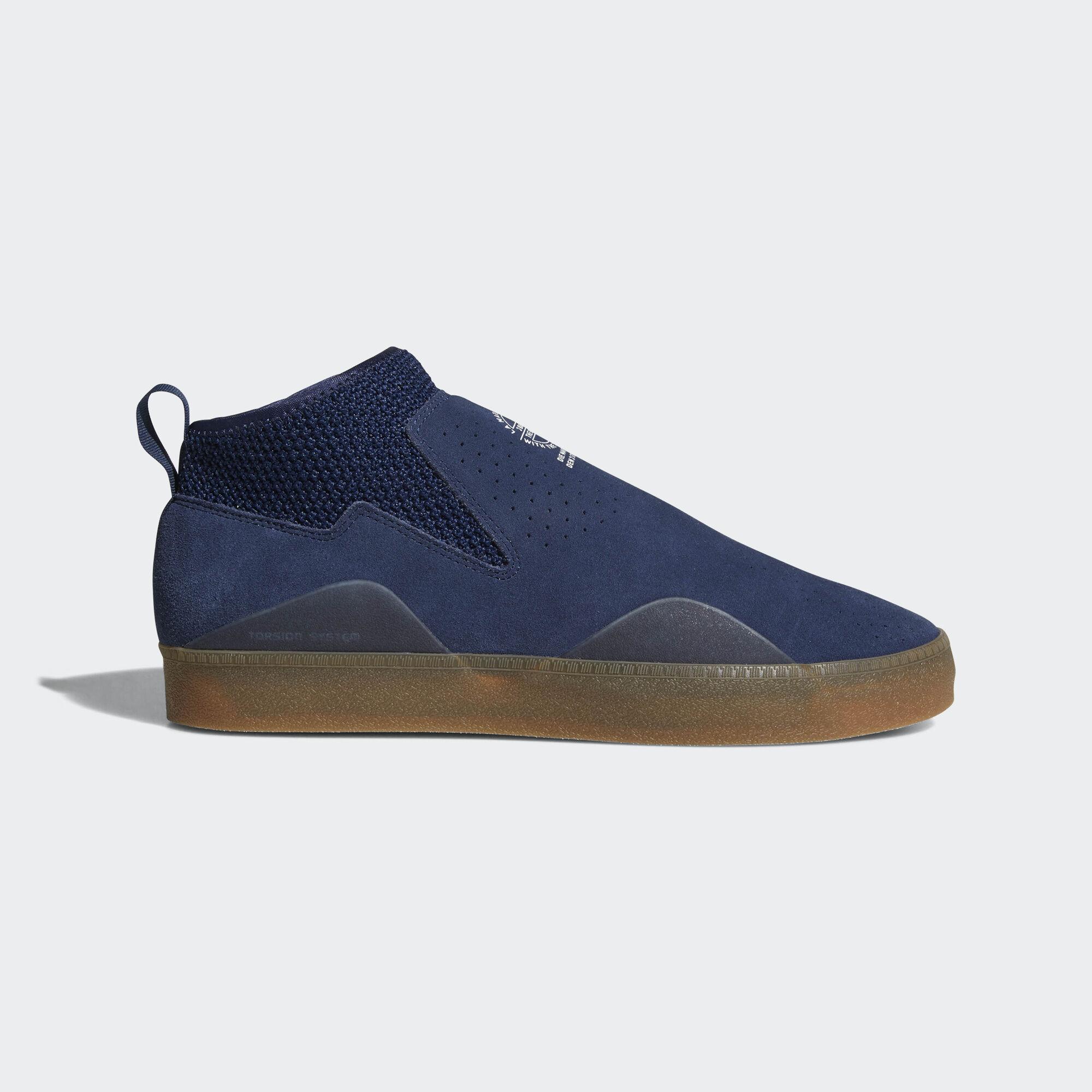 Adidas CQ1204 Men originals 3ST 002 Casual shoes navy sneakers