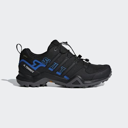adidas - Terrex Swift R2 GTX Shoes Core Black / Core Black / Bright Blue AC7829