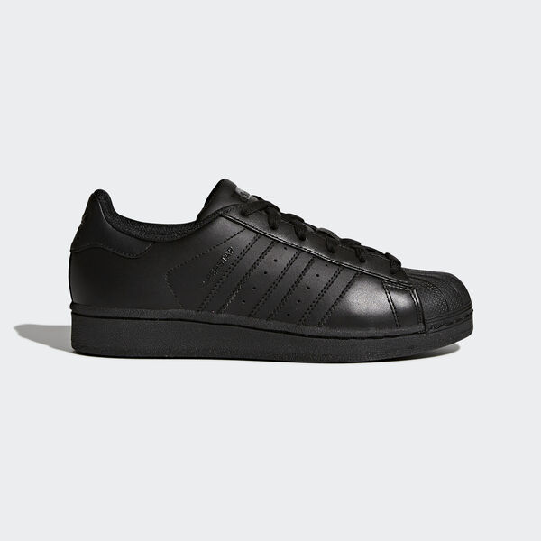 Superstar Foundation Shoes Preto B25724