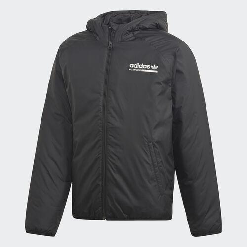 adidas - Kaval Jacket Black / Cloud White DV2381
