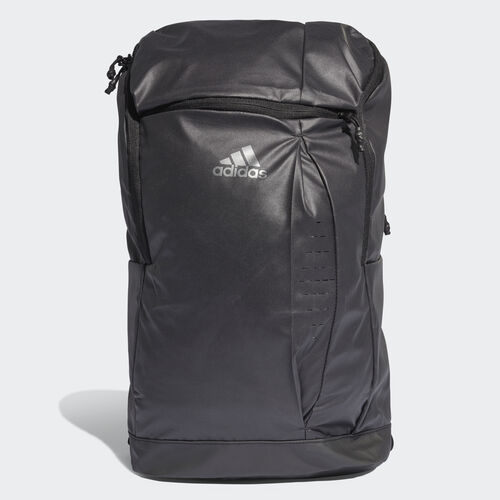 adidas - Training Top Backpack Carbon / Carbon / Night Met. DM7781