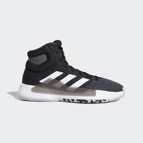 adidas - Pro Bounce Madness 2019 Shoes Core Black / Ftwr White / Grey Five BB9239