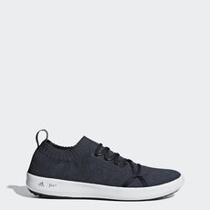 e2c607af7 adidas - TERREX Parley DLX Boat Shoes Trace Blue   Core Black   Crystal  White AC7837 ...