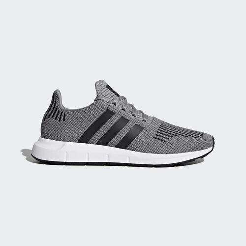 adidas - Swift Run Shoes Grey Three/Core Black/Medium Grey Heather CQ2115