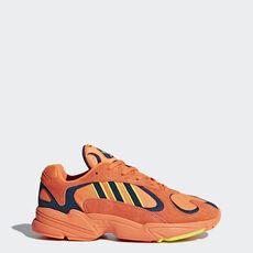 detailed look 6d3c0 7ad9f adidas - Zapatilla Yung 1 Hi-Res Orange  Hi-Res Orange  Shock ...
